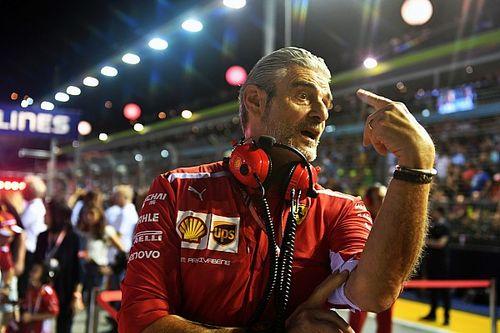 """Arrivabene reagált a juventusos pletykákra: """"A jövőmet a Ferrarinál képzelem el"""""""