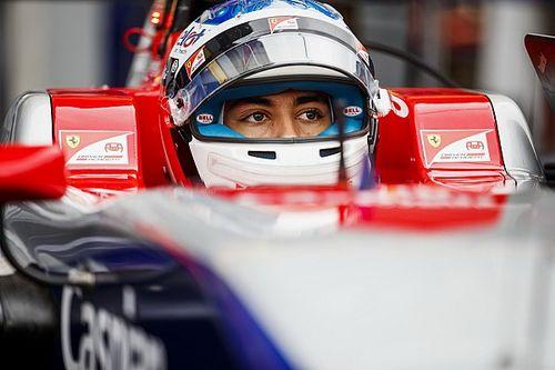 Alesi fait une croix sur le titre GP3