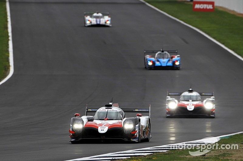 Extra Shanghai LMP1 running due to superseason test constraints