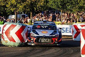 Nach Traktor-Zwischenfall: WRC prüft Einsatz virtueller Schikanen