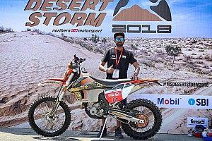 India Baja rider dies near Jaisalmer