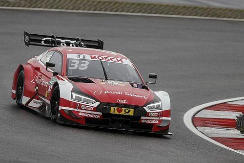 DTM Nurburgring: Rast son turuyla pole'de!