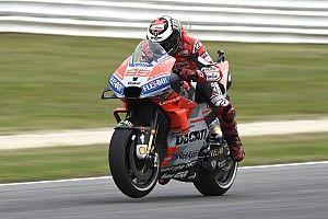 Raih pole Misano, Lorenzo: Ducati makin komplit