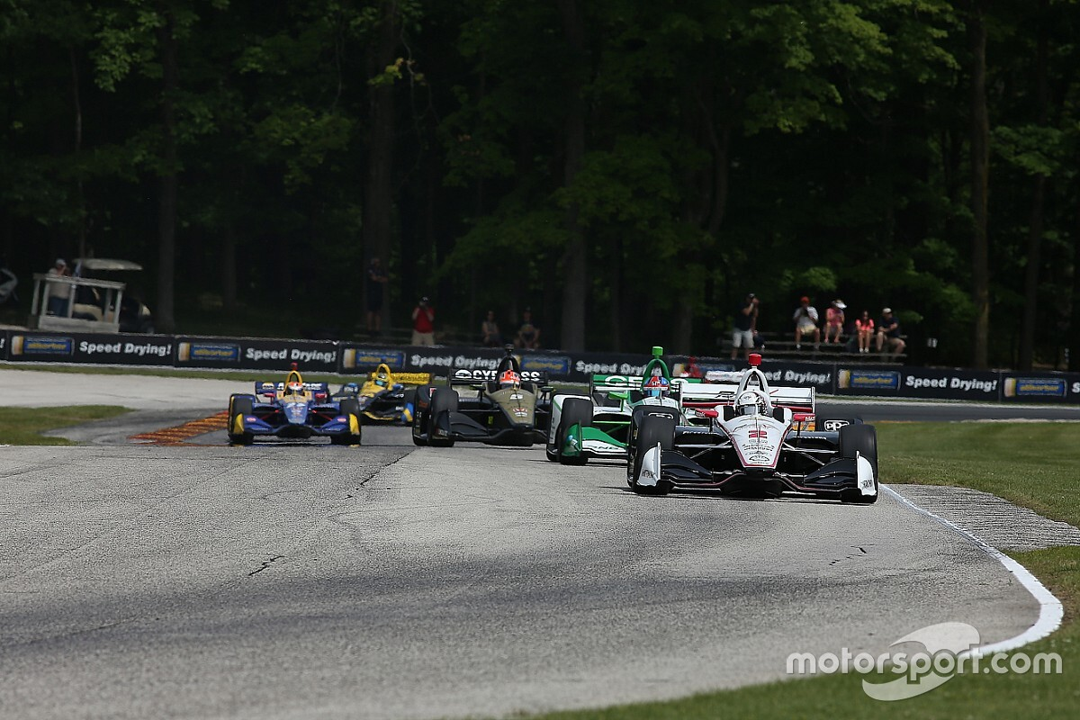 More IndyCar races to broadcast on NBC