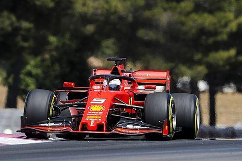 """Vettel baalt van P7 in kwalificatie: """"Geen ideale situatie dit"""""""