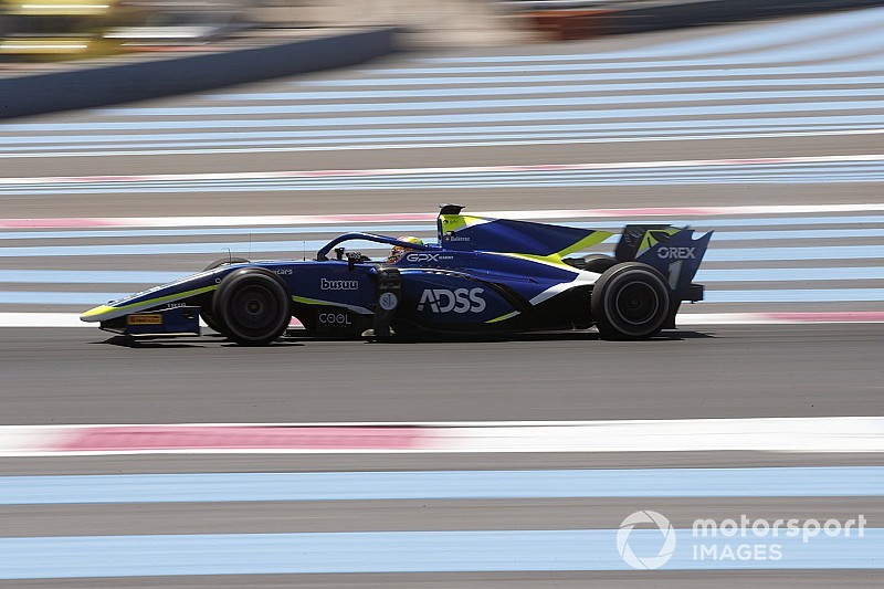 Delétraz lidera treino da F2 na Áustria; Sette Câmara é 6º e Schumacher 12º