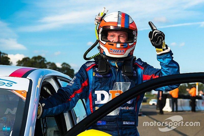 TCR Australia leader joins Excel enduro