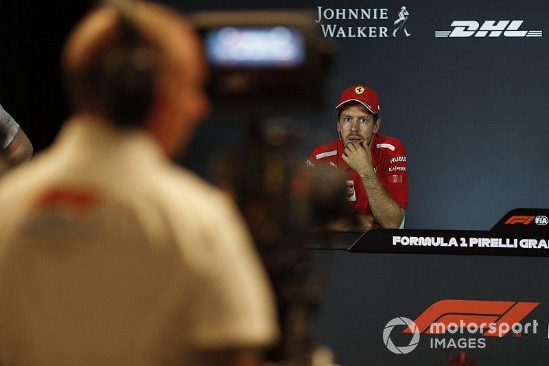 """Vettel: """"La F1 ya no es el deporte del que me enamoré"""""""
