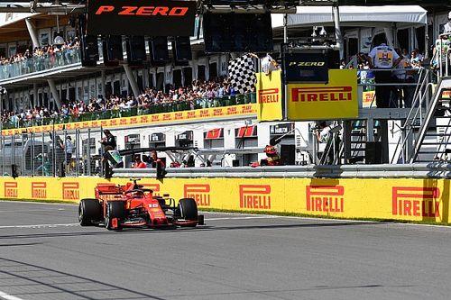 """Ferrari a """"oublié"""" d'informer Leclerc de la pénalité de Vettel"""