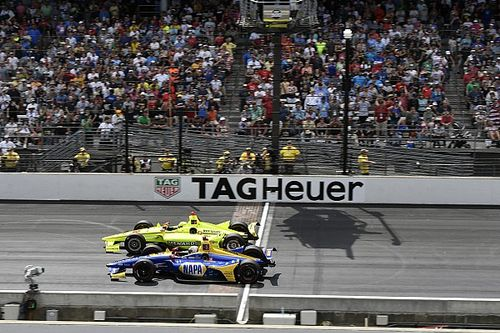 Rossi on the science behind his Indy 500 near miss