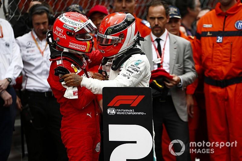 Vettel többet vár a második helynél, mégis örül