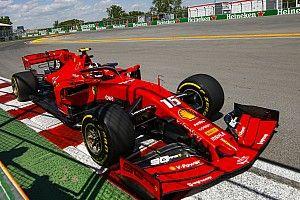 A magas hőmérsékleten nehezebb vezetni a Ferrarit Leclerc szerint