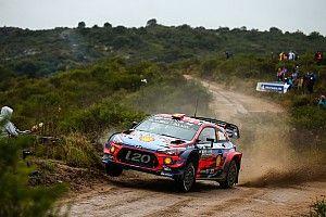 WRC, Rally d'Argentina, PS4: Neuville è super, Meeke nuovo leader della corsa