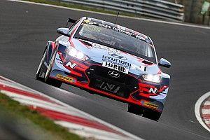 Il team Hyundai Motorsport N schiera due vetture TCR alla 24h del Nürburgring