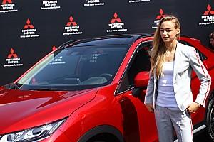 Дар'я Білодід – амбасадор бренду Mitsubishi в Україні