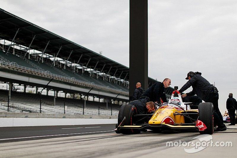Indy 500: Takuma Sato comanda i primi test dei veterani davanti a Ed Carpenter
