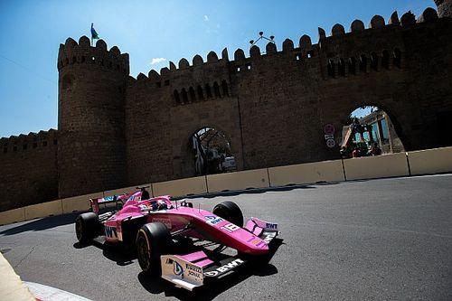 F2: Tatiana Calderon punita al termine della Sprint Race per l'incidente con Boschung e Deletraz