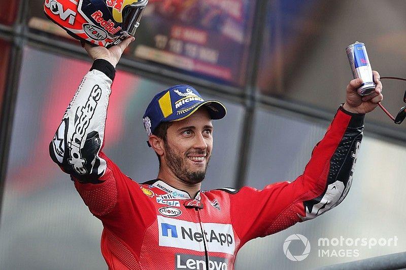 Dovizioso: Nem imára, sebességre van szükség Marquez ellen