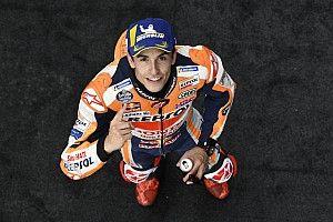 Márquez igualó marcas de Rossi y Lorenzo en Le Mans