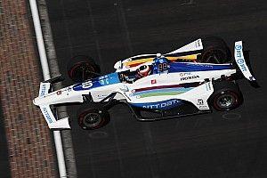 Rosenqvist feels confidence returning after Indy shunt
