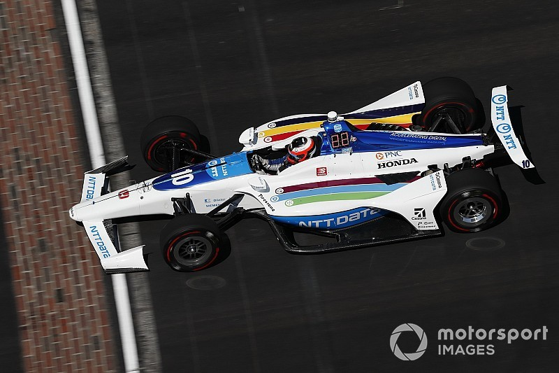 Rosenqvist feels confidence returning after Indy shunt