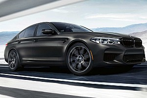 2020 BMW M5 Edition 35 Years debuts as a sinister 617-horsepower sedan