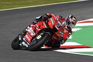 FP3 MotoGP Italia: Petrucci rekor lap, Dovi-Rossi Q1