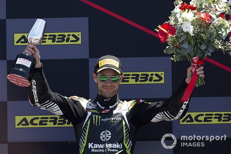 """Rea è secondo in un weekend complicato: """"Finalmente un vero podio, abbiamo conquistato punti importanti"""""""