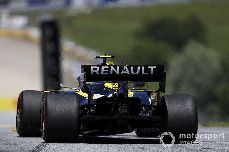 Renault modifie son DRS suite aux problèmes survenus en essais