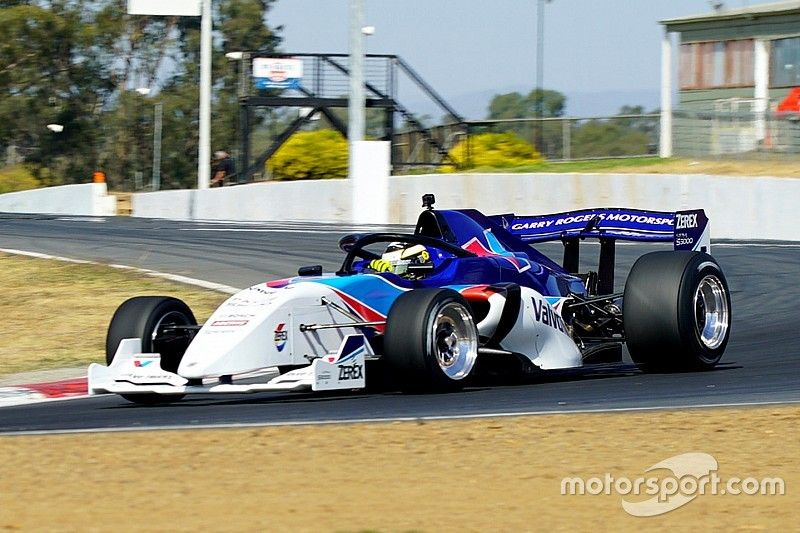 S5000 test driver inks mtec race deal