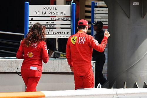 """""""価値の無いリスク""""を負ったフェラーリ、ルクレールQ1敗退のミス認める"""