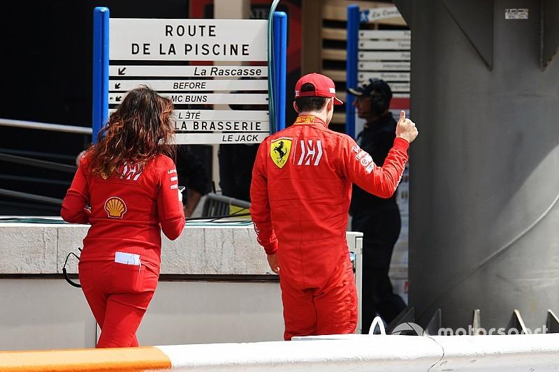 "Ferrari geeft toe: ""Risico uitschakeling Leclerc in Q1 onnodig"""
