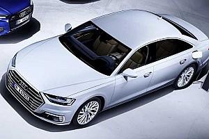Az Audi A8 Horch törhet az S-osztályú Mercedesek babérjaira