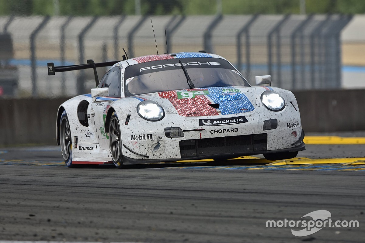 Porsche pulls North American Le Mans entries