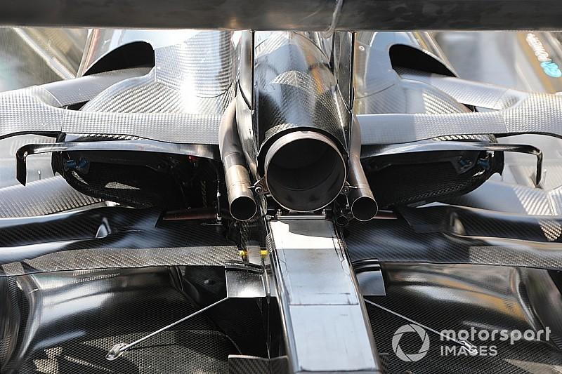 Formel-1-Technik: Detailfotos beim GP Frankreich