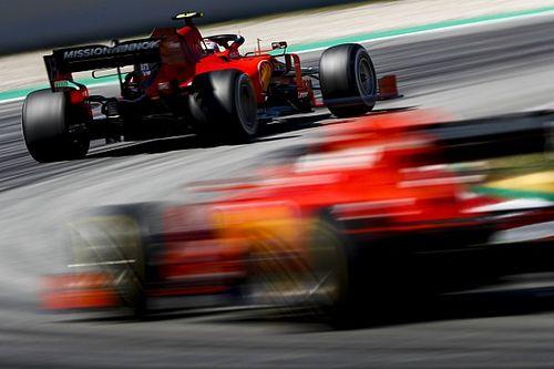 """Brawn espère que """"la douche froide de la défaite"""" va aider Ferrari"""