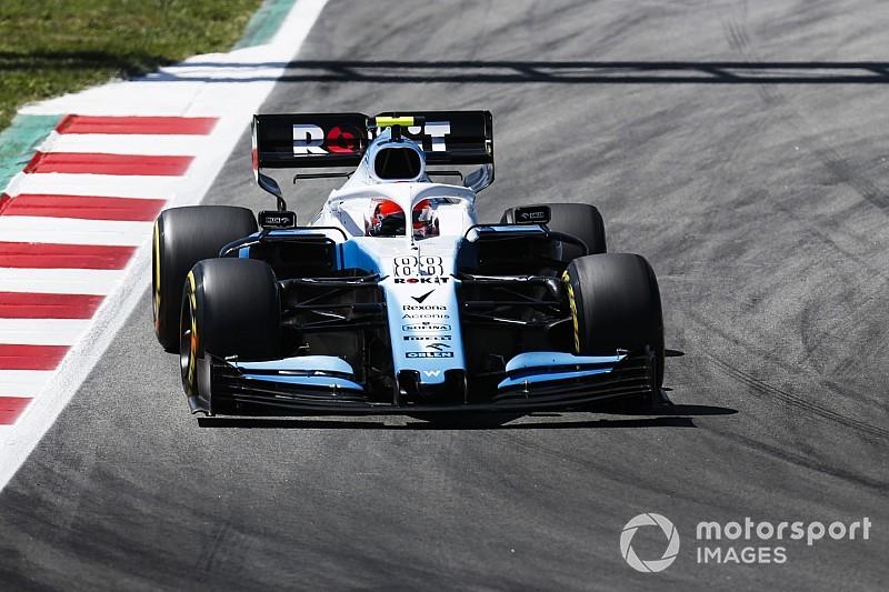 Robert Kubica podczas GP Hiszpanii - Galeria zdjęć