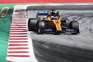 McLaren encouragé par la réaction de sa MCL34 aux évolutions