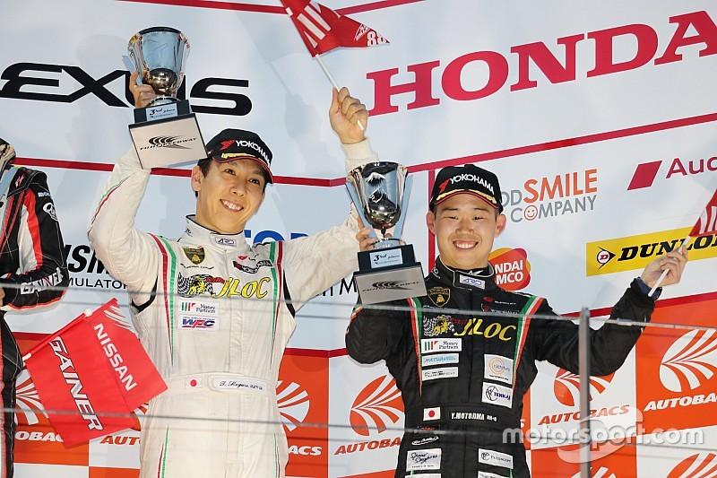 小暮卓史、GT300での初表彰台を獲得「次の鈴鹿も、きっと良いレースができる」