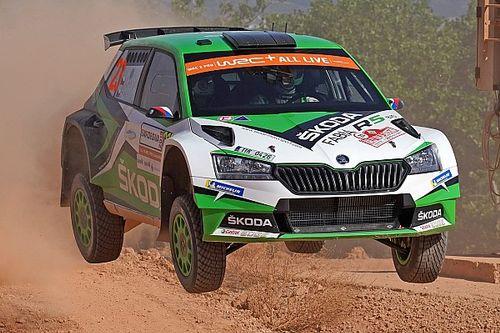 WRC: Kopecký si separa dal co-pilota Dresler e sceglie Hloušek