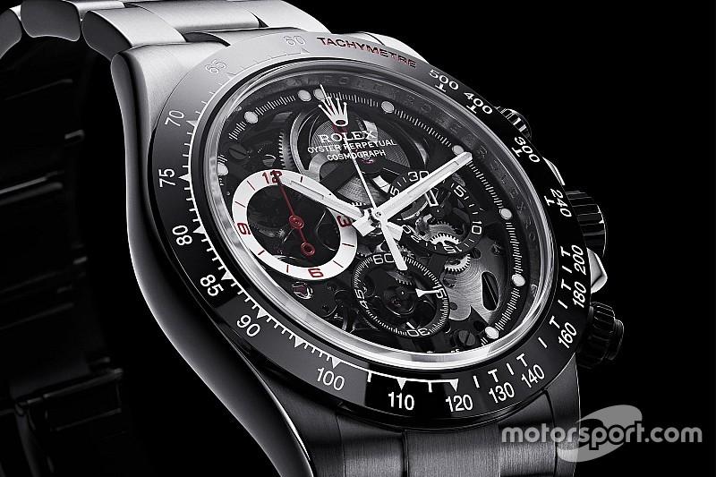 Barrichello dá nome a edição especial de Rolex de R$ 220 mil
