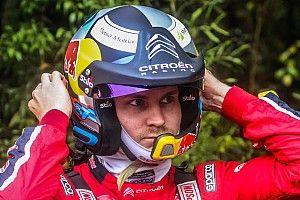 """WRC, la lista degli errori di Lappi si allunga: """"Ora sento una pressione forte su di me"""""""