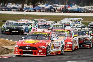 Supercars reports TV boost from two-day event trial