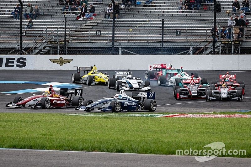 2020 Road To Indy schedule revealed