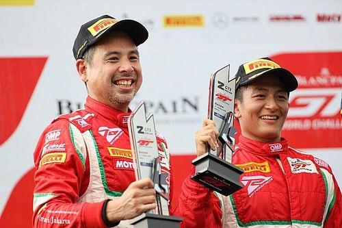 Blancpain Buriram: Mercedes juara, Rio-David podium