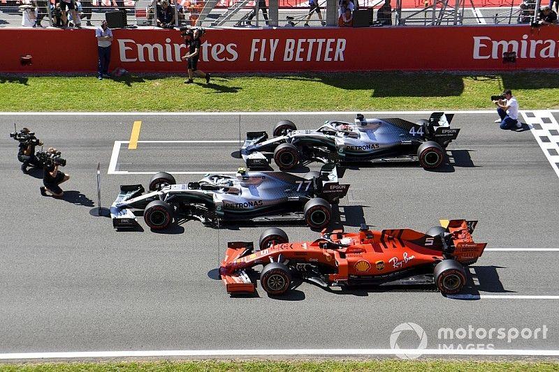 Verstappen: Mercedes es el único que entiende los autos 2019