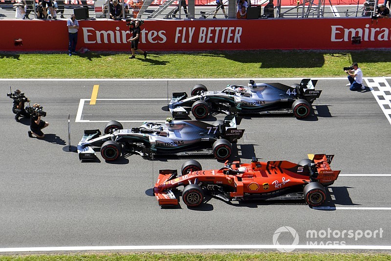 Verstappen: Mercedes alone in understanding 2019 cars well