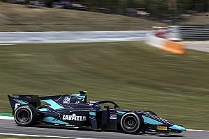 F2, Barcellona: Latifi centra il tris nella Feature Race, Ghiotto rimonta dopo il disastro iniziale