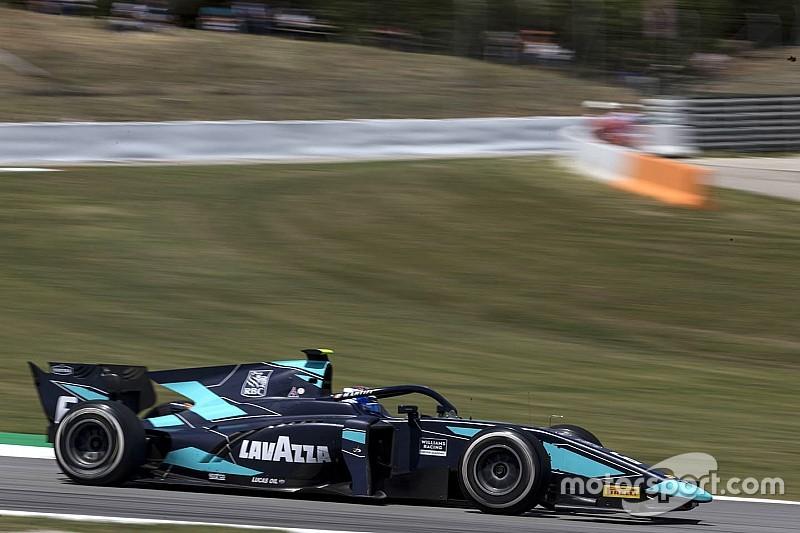 Latifi vence corrida 1 da Fórmula 2 na Espanha; Sette Câmara é 18º