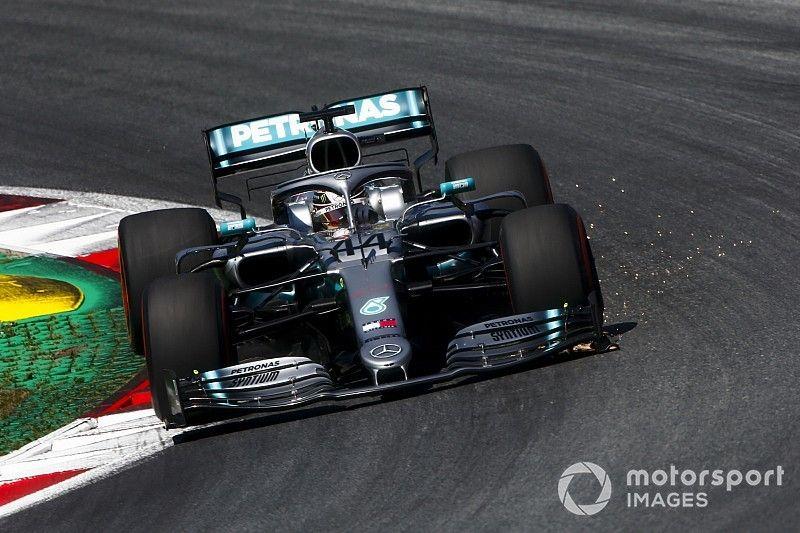 Hamilton gets grid penalty for impeding Raikkonen